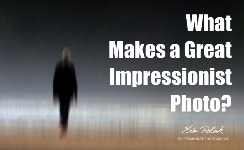 What Makes a Great Impressionist Photo?