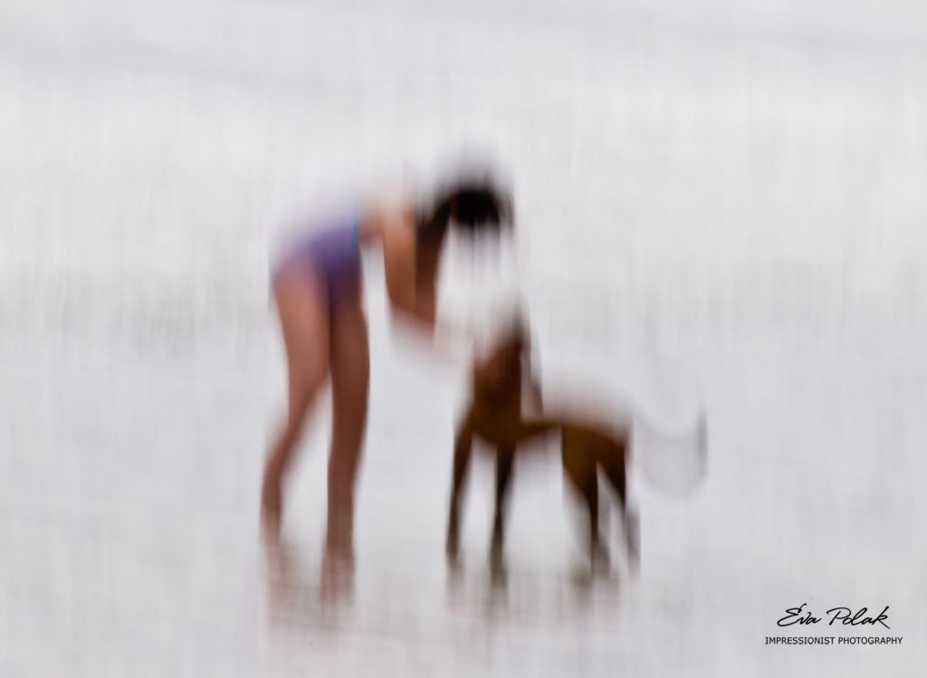 girl-with-her-dog