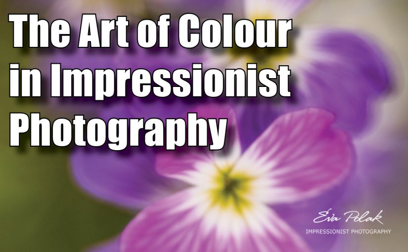 The art of colour in impressionist photography
