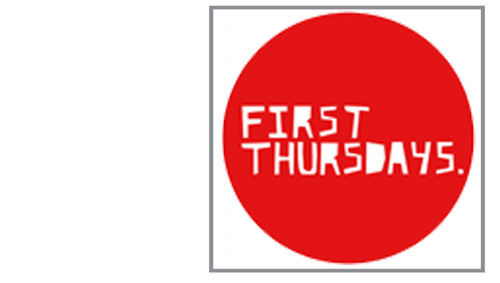 Image of First Thursdays Exhibition Invitation