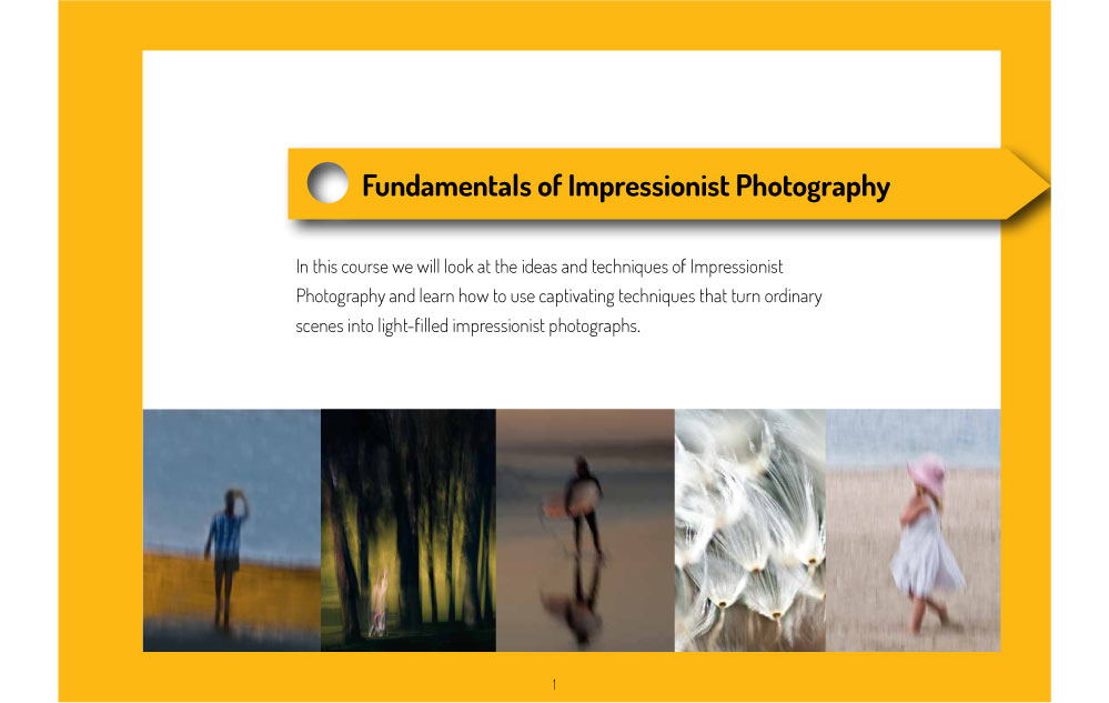 impressionistic description Photo impressionism and the subjective one involves randomness in the creation of pictures that makes a mockery of the description of photo impressionism as.