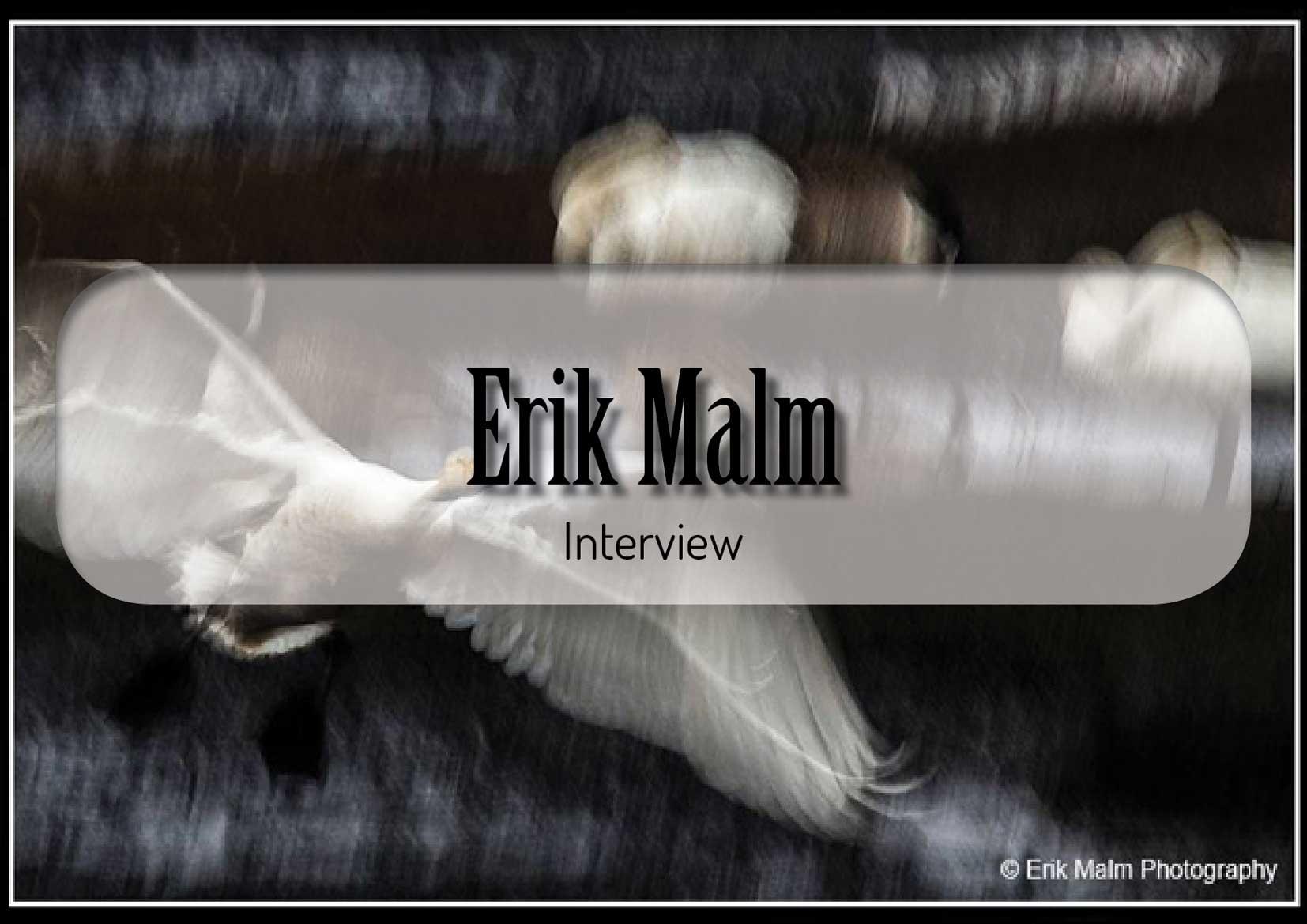 eric malm interview