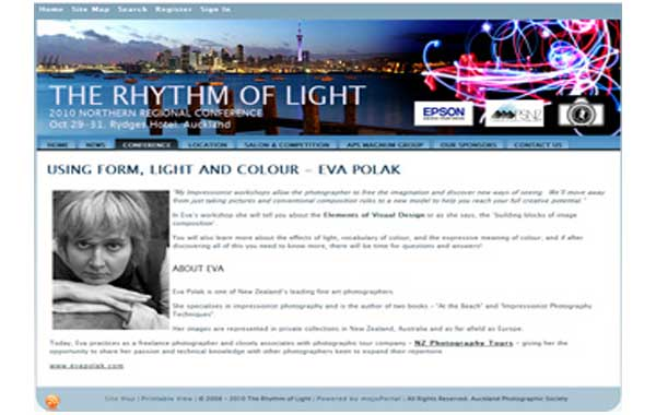 Rhythm of Light convention
