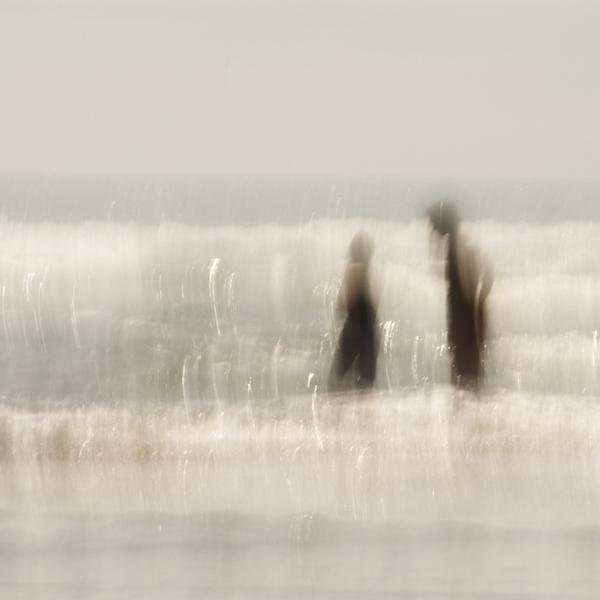 couple on the beach Eva Polak